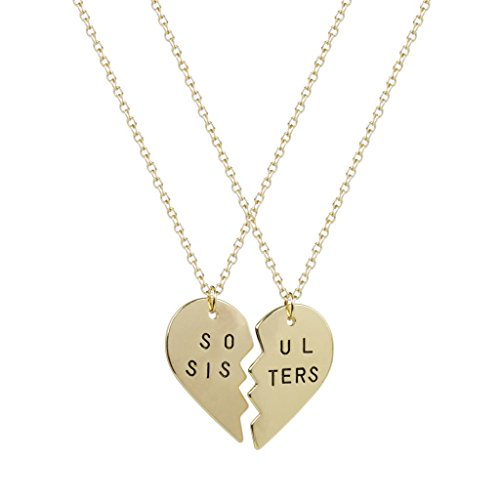 lux-accesorios-best-friends-bff-soul-sisters-corazn-collares-2pc