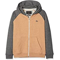 Quiksilver Everyday Zip Sweat-Shirt à Capuche Sport Garçon