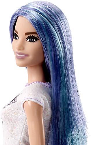 T Fashionistas Bambola Barbie Shirt In Stampa Con UnicornFjf48 Y6f7ybgv