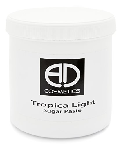 Zuckerpaste Haarentfernungspaste Sugaring Tropica Light 1000g