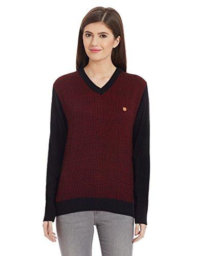Duke Mens Acrylic Sweater (8907289745252_SDS9010_X-Large_Black)