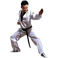 kzy Taekwondo Dobok - Patrón de Diamante para niños y Adultos, AM020071148, Extra-Large