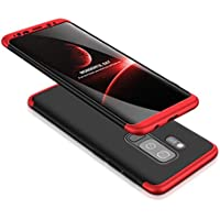 Galaxy S9 Hülle, Galaxy S9 Handyhülle, 3 in 1 Handyhülle Ultra Dünn Hartschale 360 Grad Full Body Schutz 3 Teilig... preisvergleich bei billige-tabletten.eu