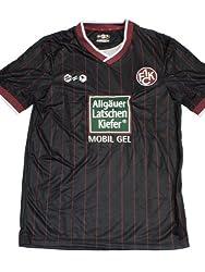 DO YOU FOOTBALL 1. FCK 3rd Trikot Größe 140 schwarz 19603-9000 Kaiserslautern