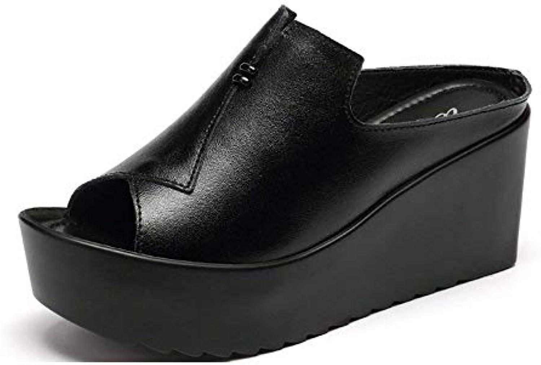 Jincosua Sandali 2018 Nuove Pantofole con la Suola Spessa Abbigliamento Abbigliamento Abbigliamento Moda Femminile Estate Fondo Piatto per...   vendita di liquidazione  ce355a