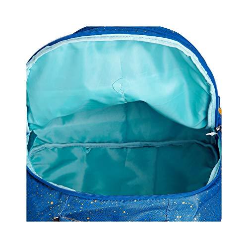 Best safari backpacks in India 2020 SAFARI 32 Ltrs Blue Casual Backpack (FRECKLEUSB19CBBLU) Image 7
