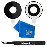 MMOBIEL Hauptkamera Back Kamera Glas Ersatz + Vorinstalliertes doppelseitiges Klebeband+ komplettes Toolkit Inkl. PINZETTE fürLG GOOGLENEXUS 5 D820 D821