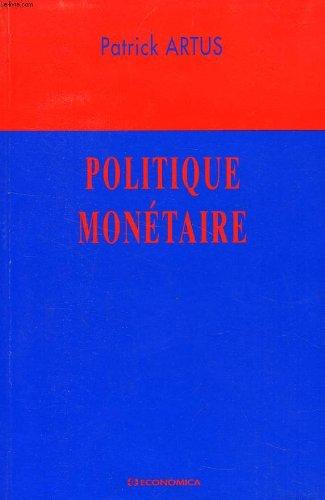 Politique montaire