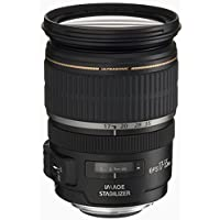 Canon EF-S 17-55 mm f/2.8 IS USM Lens - black