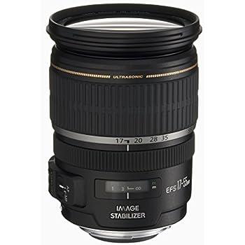 Canon EF-S 17-55MM F/2.8 IS USM (1242B005AA) - Objetivo para Canon (distancia focal 17-5mm, estabilizador)