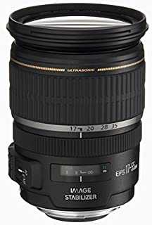 Canon EF-S 17-55 mm f/2.8 IS USM Lens - black (B000EOTZ7G)   Amazon Products