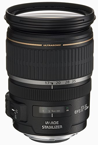 Canon EF-S 17-55mm F/2.8 IS Zoom Lens for Canon DSLR camera