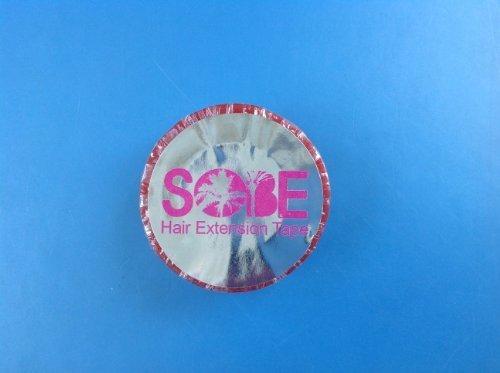 1-2-week-hold-3-4-x-3-yds-red-liner-sensitak-adhesive-tape-roll-by-sobe-organics