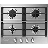 Samsung NA64H3010AS 4 Burners Gas Hob (Stainless Steel)