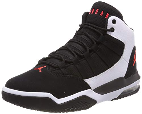 huge selection of 48de4 e1539 Nike Jordan MAX Aura, Zapatos de Baloncesto para Bebés, (White Infrared 23
