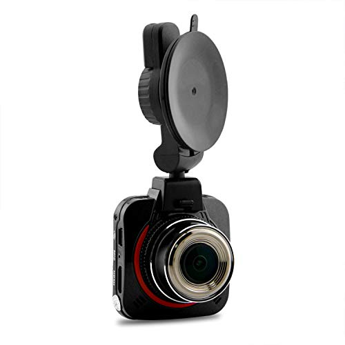 HEIFEN Autokamera mit Recorder 170 ° Weitwinkel 1296P Ultra HD 5 Millionen Pixel HDR-Funktion Blendenbereich F1.8 Brennweite F = 2,8 mm