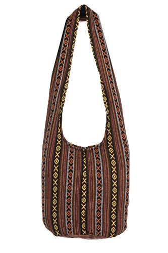 ThaiUK, Borsa a spalla donna Multicolore #82 #13