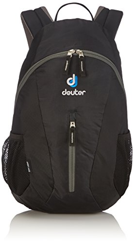 Deuter City Light Mochila Urbana, Unisex adulto, Negro (Black), Única