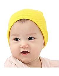 Culater® Ragazze del Neonato Bambini Inverno Morbido Cappello Caldo Berretto  a Maglia 02e89e6a8235