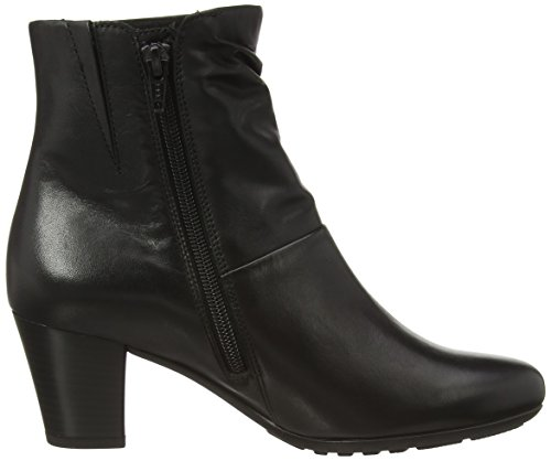 Gabor - Daylin, Stivaletti Donna Nero (Nero (Black Leather))