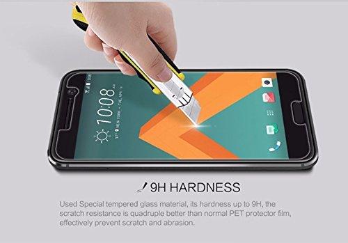 Schutzglas Folie für HTC One M10 5.2 Bildschirm Schutz 9H Schutzglas Smartphone C10 NEU