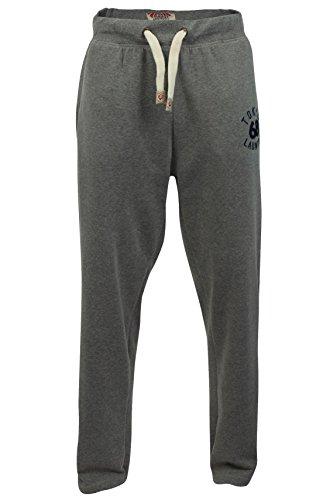 Tokyo Laundry -  Pantaloni  - Uomo Legno di Cedro - Mid Grigio Marl
