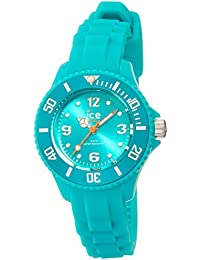 Ice-Watch Unisex - Armbanduhr Ice Forever Analog Quarz Silikon SI.TE.M.S.13