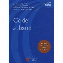 Code des baux 2009-2010 (ancienne édition)