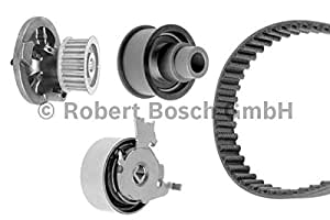 Bosch 1 987 948 741 Pompe à eau + kit de courroie de distribution