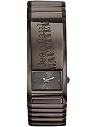 Reloj Mixta–Jean Paul Gaultier–identite–Pulsera acero PVD marrón/marrón–22,6* 49,6mm–8503706