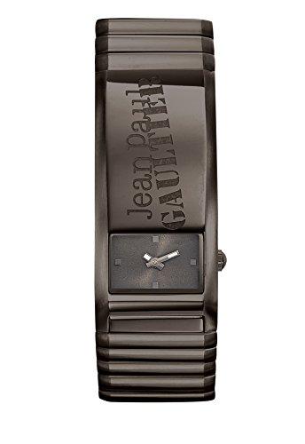 Montre Mixte - Jean Paul Gaultier - Identite - Bracelet Acier PVD Brun/Marron - 22,6*49,6mm - 8503706