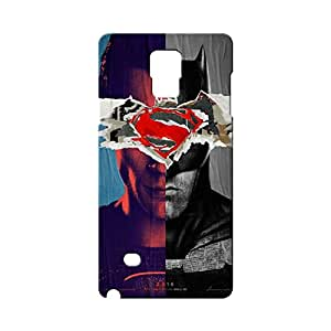 BLUEDIO Designer Printed Back case cover for Samsung Galaxy Note 4 - G3100