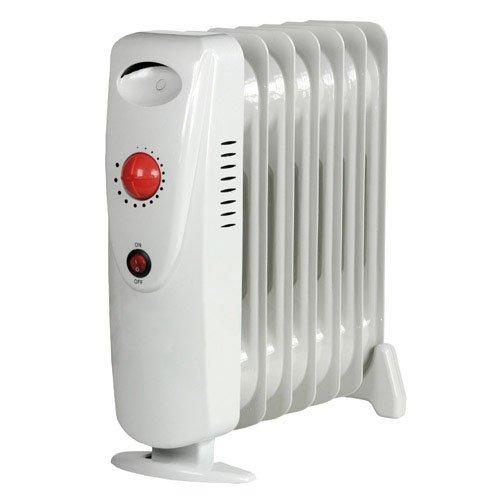 Maurer 22040001 Radiador Aceite 800w 7 Elementos