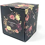 """Scrafts 3"""" Blackberry Bay Highly Fragranced/Scented Exotic Aroma Natural Wax Votive Glass Candle In Exclusive Designer Box For Home Décor/Gifts/Spa/Meditation."""