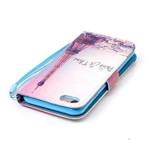 Apple【Eine Vielzahl von Mustern 】iPhone 6 plus Handyhülle Case für iPhone 6 plus Hülle im Bookstyle, PU Leder Flip Wallet Case Cover Schutzhülle für Apple iPhone 6 plus(5.5 Zoll) Schale Handyhülle Cov Farbe-30