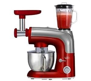 yoo digital cookyoo 5500 robot 1000 w rouge cuisine maison. Black Bedroom Furniture Sets. Home Design Ideas