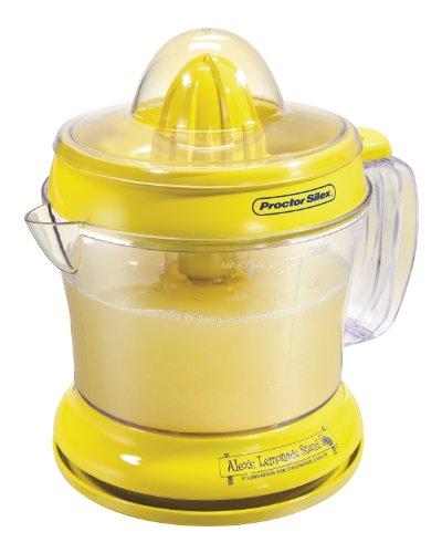 Proctor Silex 66331 Alex's Lemonade Stand Citrus Juicer, 34 oz