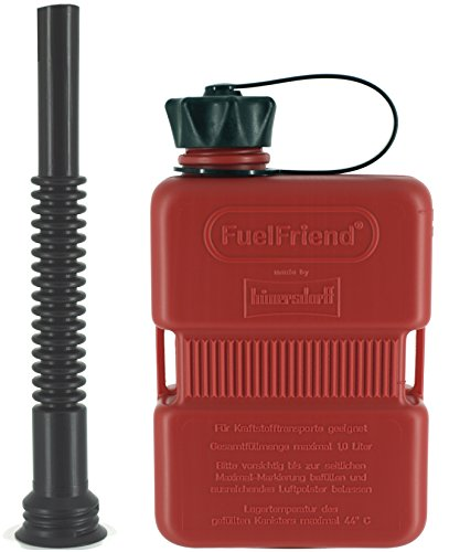 FuelFriend®-Plus - Jerrican 1.0 Litre + Bec Flexible