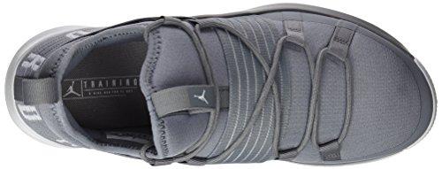 Nike Jordan Trainer Pro, Chaussure De Basket-ball Grise Pour Homme (cool Grey / Pure Platinum / Pure Platinum)