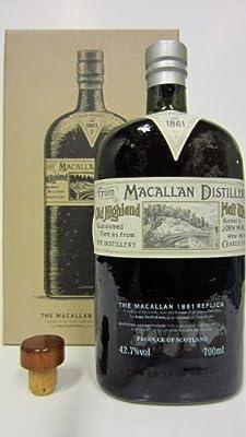 Macallan 1861 Replica Single Malt Whisky