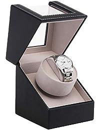 Mira Enrolladores Caja, Aesy Caja Rotatoria de la Coctelera Caja de Cuerda Automática Caja de Cuerda Reloj Caja de…
