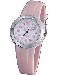 Reloj TIME FORCE Niña/Señora Sumergible. Acero. Correa de caucho. TF-3387B11