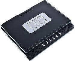 Generic Portable TV cum DVD Player 7.8 (Black)