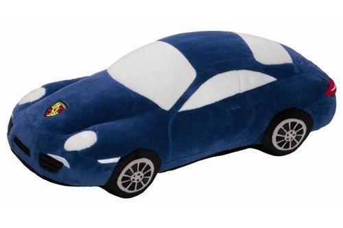 Porsche Plüschauto 911 Blau - WAP0400020E