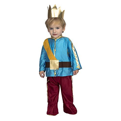 Kostüm Prinz Baby - My Other Me Baby Kostüm Prinz, Gr. 7-12Monate (viving Costumes mom01708)