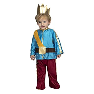 My Other Me Me - Disfraz de Príncipe bebé, talla 7-12 meses (Viving Costumes MOM01708)