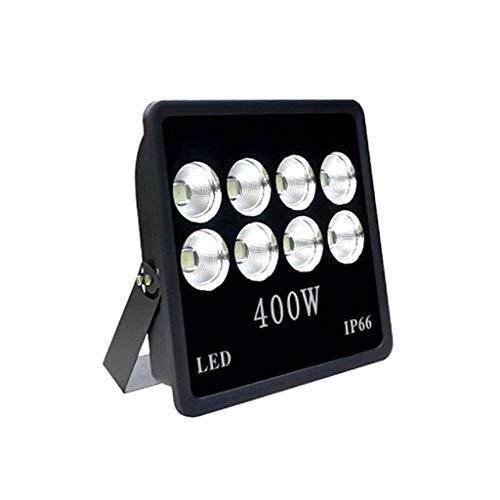 LED Flutlicht, Sicherheit Wasserdicht Super Hell Quadrat Aufladung Metall Suche Gericht Straße Energie Sparen Engineering Licht (größe : 400W) - Cree Flut-im Freien Led