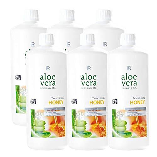 LR, 6er-Set Aloe Vera Drinking Gel Honey
