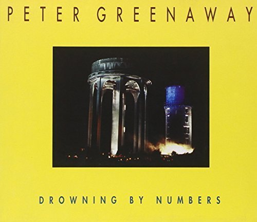 Peter Greenaway: Drowning By Numbers by Greenaway, Peter (1998) Paperback