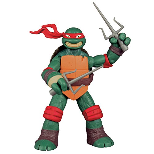 Turtles 5401 - Aktionfigur, 12 cm (12 Ninja Turtles Figuren)